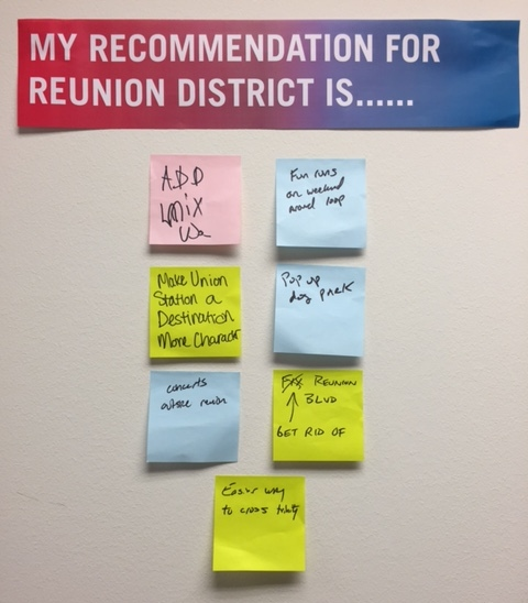 Reunion District