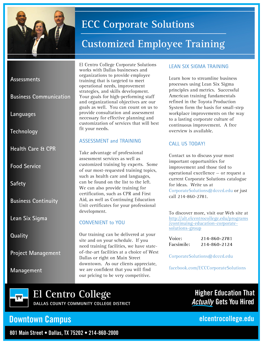 Flyer-Corporate-Solutions-FALL2017